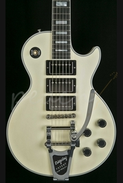 Gibson Custom Les Paul Custom 3 Pickup Bigsby
