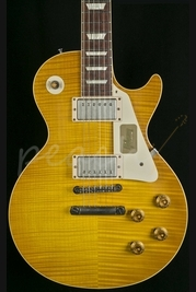 Gibson Custom Shop 1959 Les Paul VOS Dirty Lemon Handpicked Top