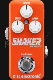 TC Electronic Shaker Mini Vibrato Pedal