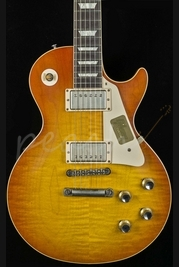 Gibson Custom 1960 Les Paul Plain Top VOS Antiquity Burst