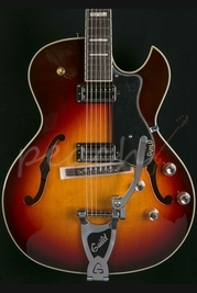 Guild CE-100D Capri with Bigsby Antigua Burst