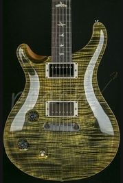 PRS Custom 22 Left Handed Obsidian 10 Top