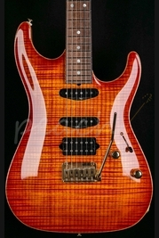 Suhr Standard Archtop Fireburst Used