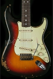 Fender Custom Shop Michael Landau Signature 1968 Relic Strat Sunburst