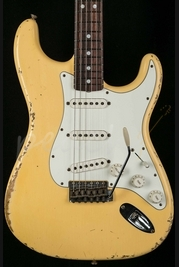Fender Custom Shop 1969 Strat Reverse Matching Headstock Relic