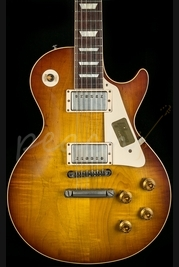 Gibson Custom 1958 Les Paul VOS Iced Tea Plaintop 2014 Spec