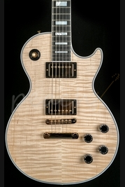 Gibson Custom Les Paul Custom Figured Top Natural Limited Edition