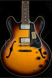 Gibson Custom 1959 335 Dot BOTB Page 58 Burst Nashville Made