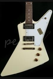 Gibson Custom 1958 Explorer Aspen White VOS