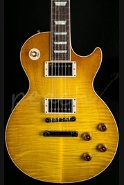 Gibson Custom Class 5 Plain Top Vintage Lemon Fade