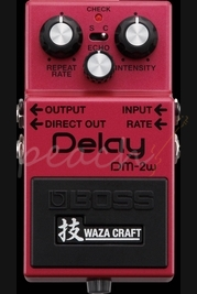 Boss DM-2W Delay Waza Craft Special Edition