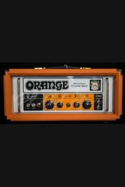 Orange 40th Anniversary Custom Shop 'Cecelia'