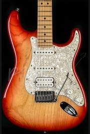Fender Lonestar Strat Sienna Sunburst Maple Neck Used