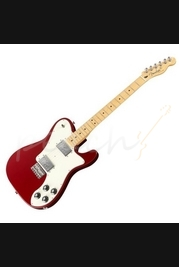 Fender FSR Tele Deluxe Candy Apple Red