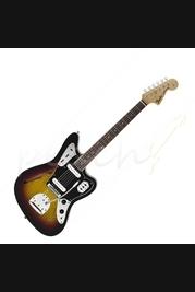 Fender Japanese Special Edition Jaguar Thinline Sunburst