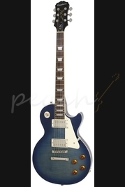 Epiphone Les Paul Standard Plus Top Pro Translucent Blue