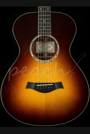 Taylor 12th Fret Custom Cocobolo Back and Sides - Adirondack Top