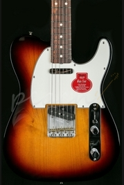 Fender Classic Player Baja 60's Tele Three Tone Sunburst