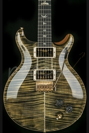 PRS Wood Library Santana Model Obsidian