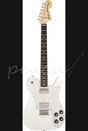 Fender Chris Shiflett Tele Arctic White Rosewood