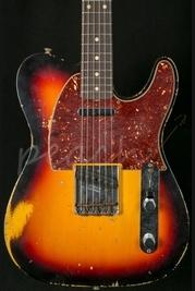Fender Jason Smith Masterbuilt 60' Heavy Relic Telecaster