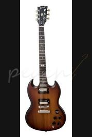 Gibson SGJ 2014 - Fireburst Satin SG