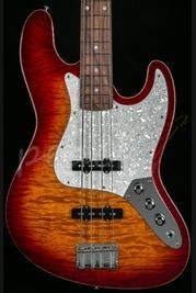 Suhr Classic J Bass Aged Cherry Sunburst
