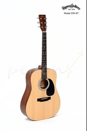 Sigma DM-ST Dreadnaught with Solid Sitka Spruce