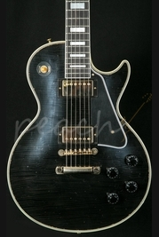 Gibson Custom 57 Les Paul Custom Ebony Aged Used