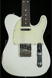 Suhr Custom Classic T Antique Olympic White