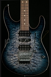 Suhr Modern Faded Trans Whale Blue 25112
