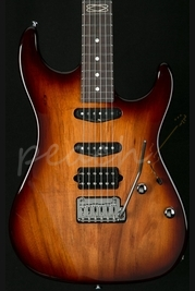 Suhr Standard Brown Burst Koa Body with Wenge Neck Used