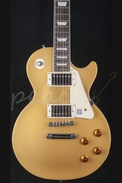 Epiphone Les Paul Standard Metallic Gold Goldtop Chrome Hardware