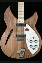 Rickenbacker 330 12 String Electric Guitar in Walnut