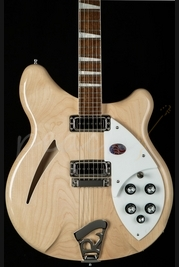 Rickenbacker 360 Deluxe Thinline - Mapleglo