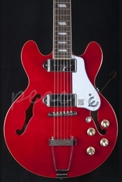 Epiphone Casino Coupe Wine Red