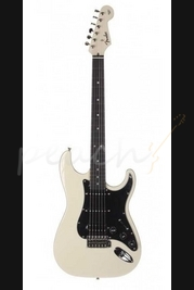 Fender Japan FSR Aerodyne Strat Electric Guitar - Vintage White