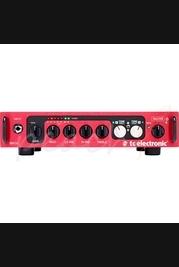 TC Electronic BH550 Bass Amplifier Head