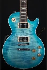 Gibson Les Paul Standard 2014 Ocean Water Perimeter - Min-ETune