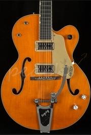 Gretsch G6120SSLVO Brian Setzer Vintage Orange