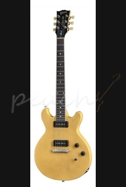 Gibson 2015 Les Paul Special Double Cut - Trans Yellow Top