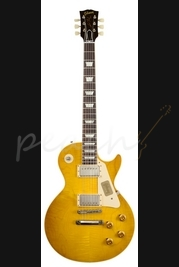 Gibson Custom Shop 1958 Les Paul Plaintop VOS - Lemonburst