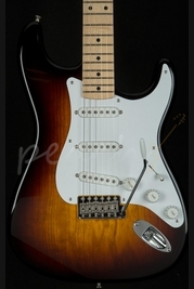 Fender Custom Shop 1954 60th anniversary NOS Strat 2 Tone Sunburst