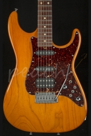 Tom Anderson Classic Translucent Amber Used