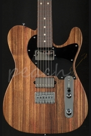 Suhr Classic T Natural Zebrawood Top