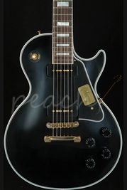 Gibson Custom VOS Les Paul Custom RW Fingerboard with P90's