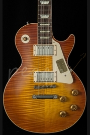 Gibson Custom M2M 1959 Les Paul VOS Sunrise Tea Burst Used