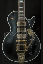 Gibson Custom Les Paul Custom 3 Pickup with Bigsby RW fingerboard