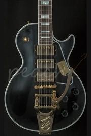 Gibson Custom Les Paul Custom 3 Pickup with Bigsby RW fingerboard