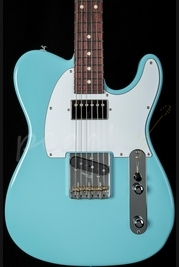 Suhr Classic T Daphne Blue Used